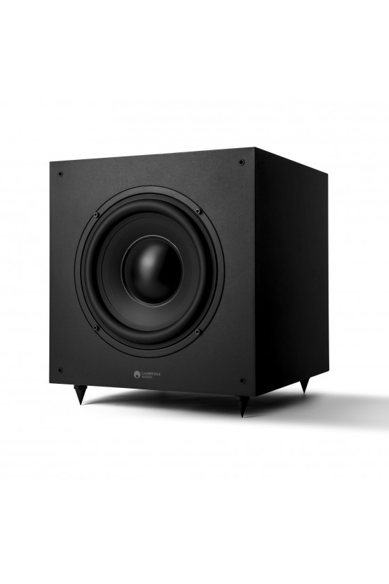 CAMBRIDGE AUDIO SX120 MATT BLACK