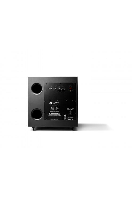 CAMBRIDGE AUDIO SX120 MATT BLACK