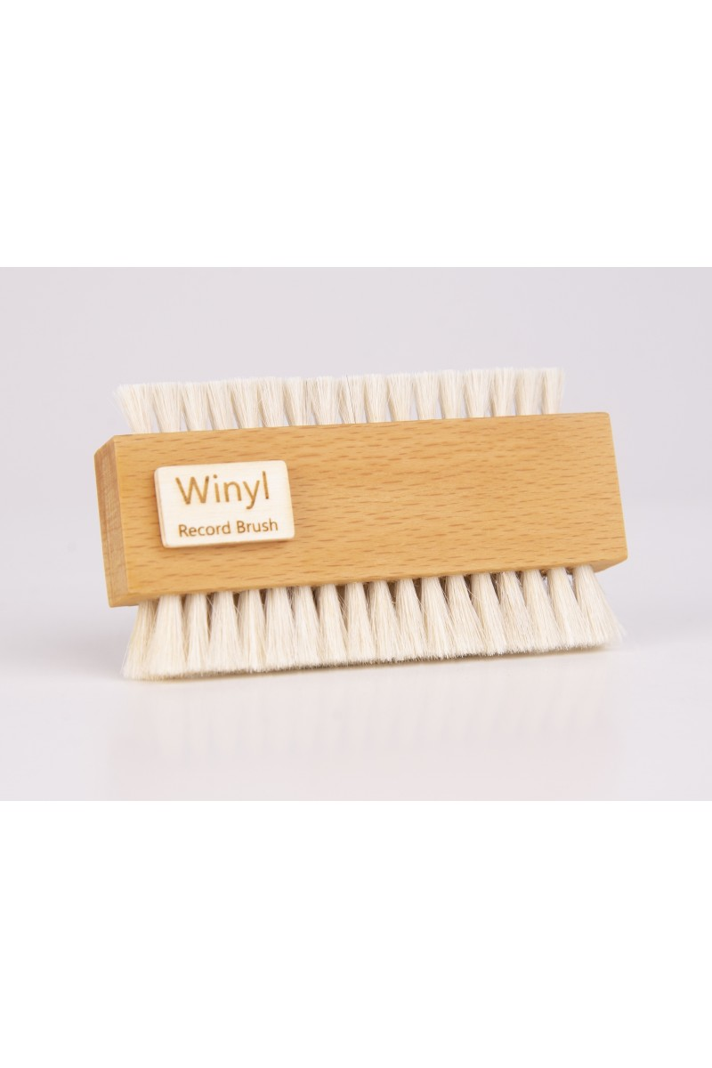 W-Double Record Brush Goats Hair