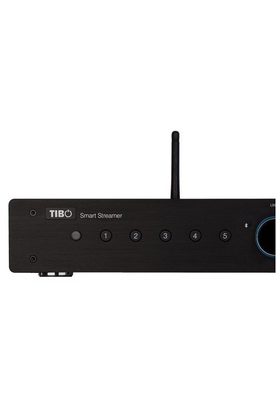 Pre-Amplificador streamer Tibo SMART STREAMER preto
