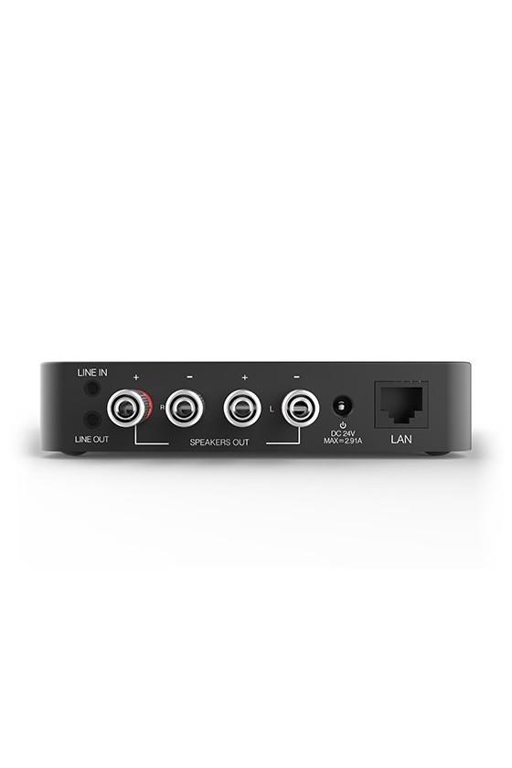 Streamer com amplificação Tibo BOND 4 preto