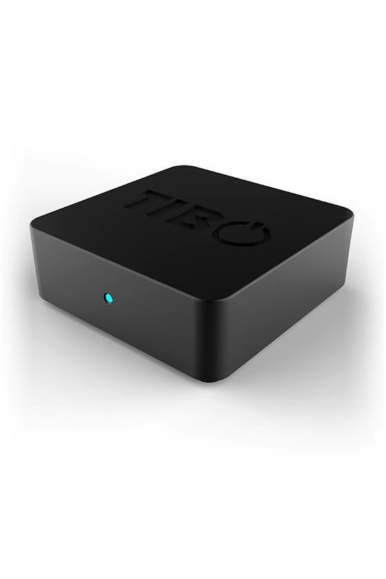 Streamer de áudio WiFi c/ jack 3.5mm Tibo BOND MINI preto