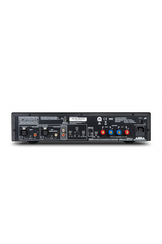 NAD C 268-Stereo Power Amplifier