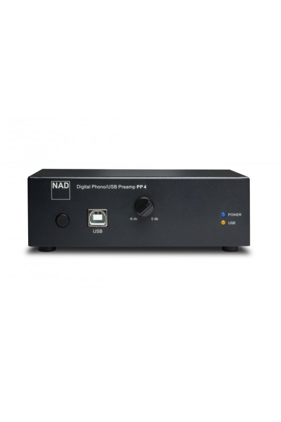 NAD PP 4-Digital Phono USB Preamplifier