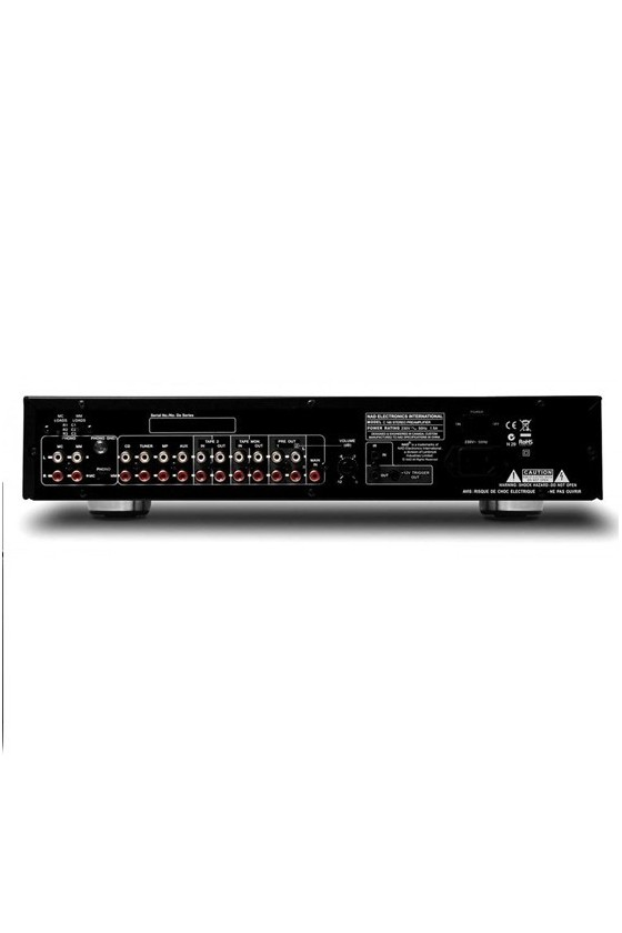 NAD C 165BEE-Stereo Preamplifier