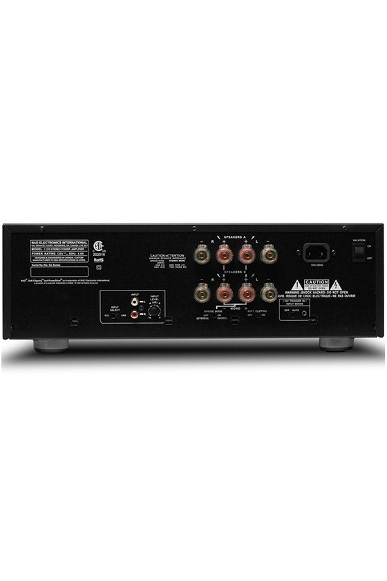 NAD C 275BEE-Stereo Power Amplifier