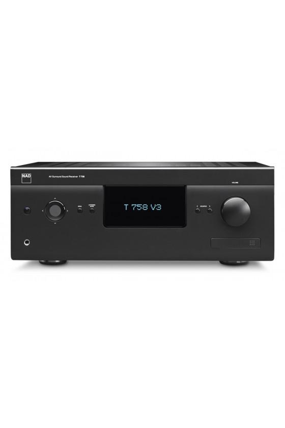 NAD T 758 V3-A/V Surround Sound Receiver