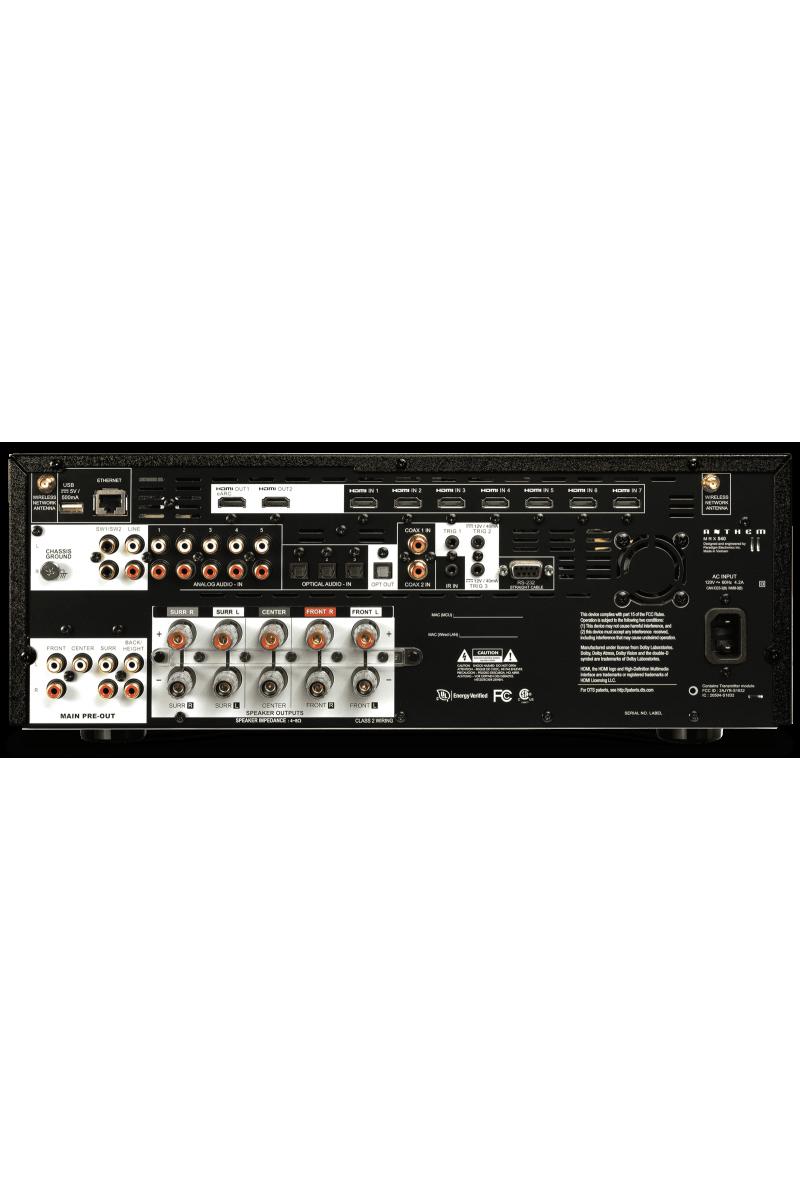 Anthem MRX 540 A/V 5.2 Receiver