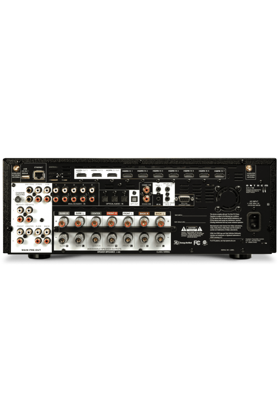 Anthem MRX 740 A/V 11.2 Receiver