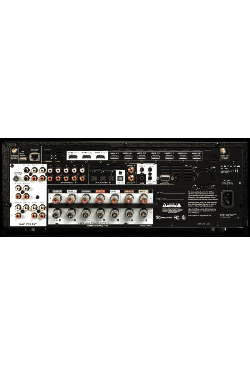 Anthem MRX 740 A/V 7.2 Receiver