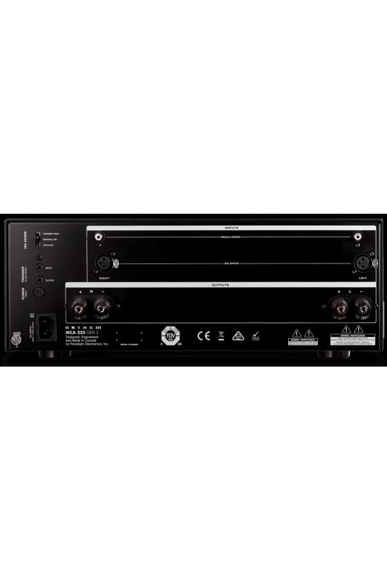 Anthem MCA 225 V2 Power Amplifier