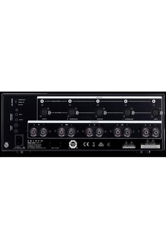 Anthem MCA 525 V2 Power Amplifier