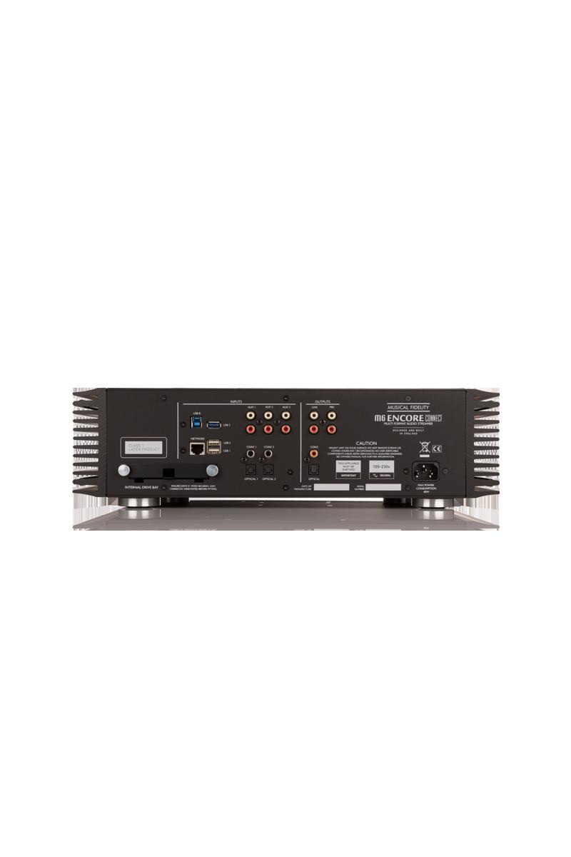 Musical Fidelity M6 Encore Connect (2TB)