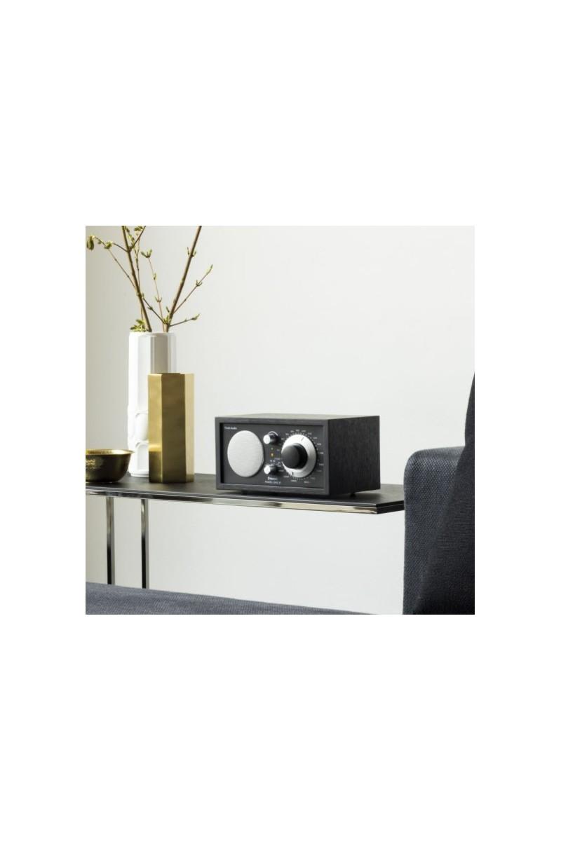 Rádio de mesa FM/AM c/ Bluetooth Tivoli Audio MODEL ONE BT Black