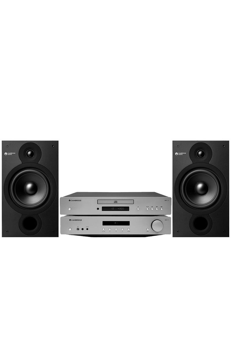 Pack Cambridge Audio AXA35 + ACX35 + SX60