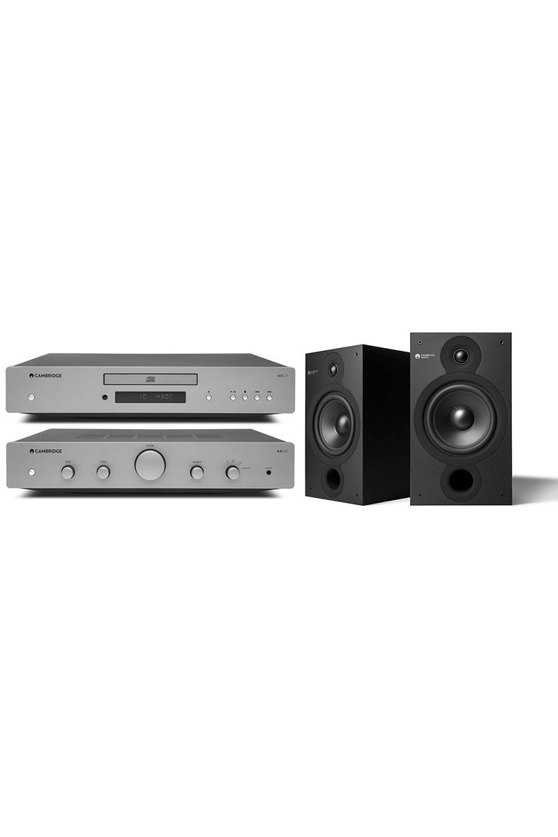 Pack Cambridge Audio AXA25 + ACX25 + SX60