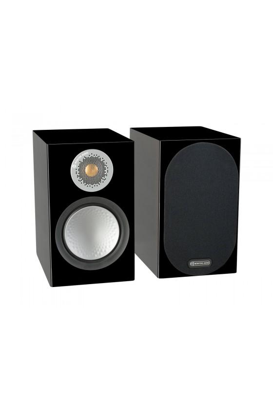 Monitor Audio Silver SS 50 Preto Lacado (par)
