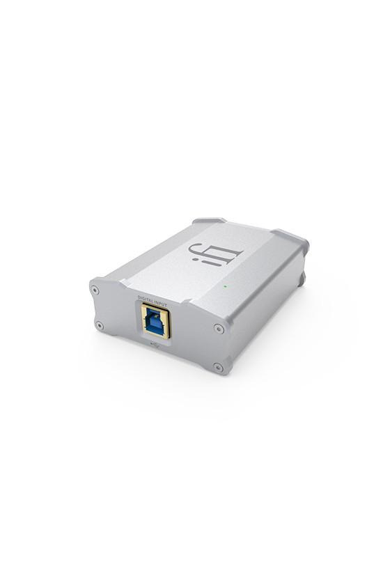 iFi nano iDSD Limited Edition, DAC DSD Dual Core a bateria