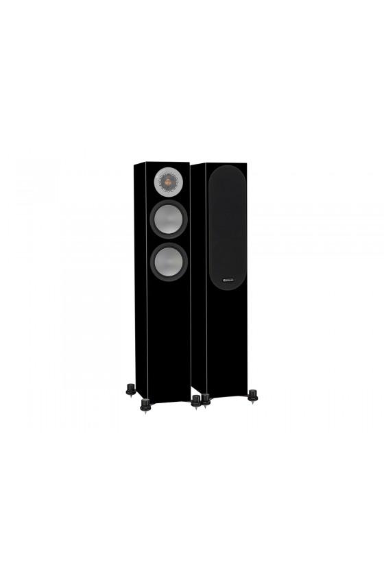 Monitor Audio Silver SS 200 (par) Preto Lacado