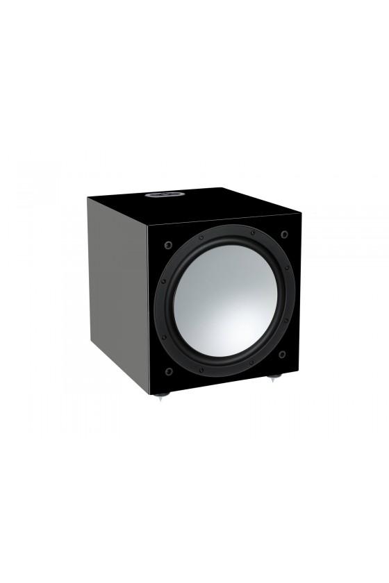 Monitor Audio Silver W12 Preto lacado