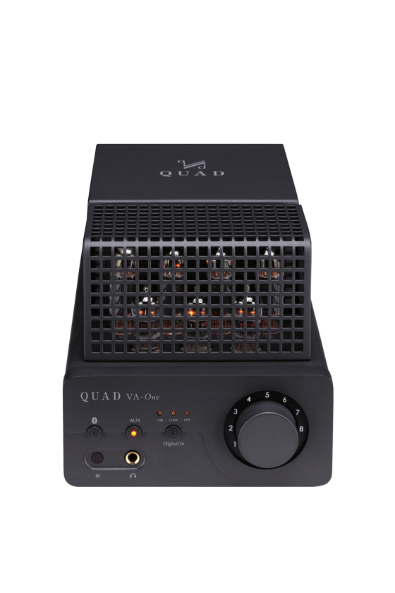 Quad VA-One - Amplificador a Válvulas