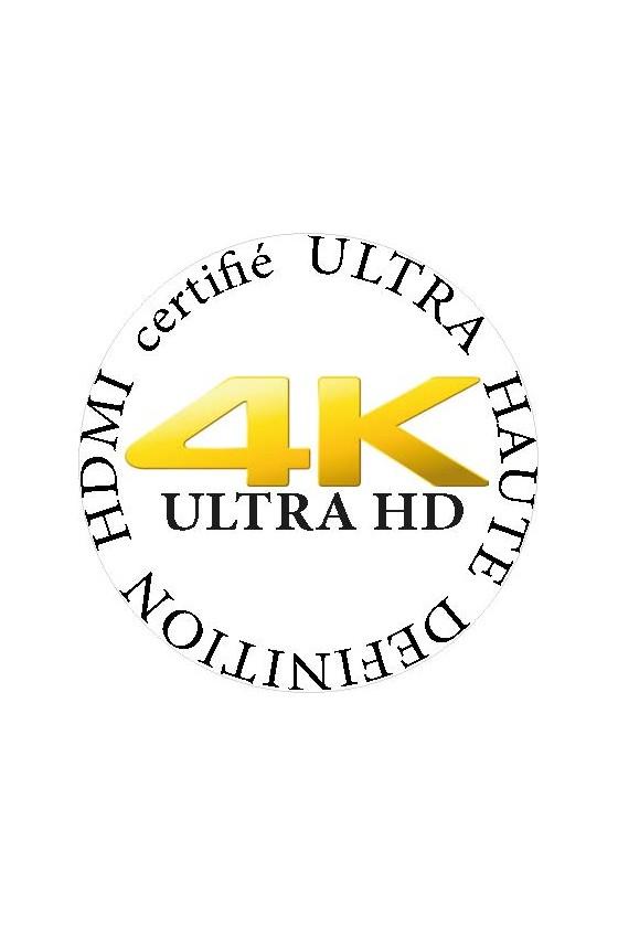 Cabo HDMI 4K- Real Cable HD-E2 - 3m
