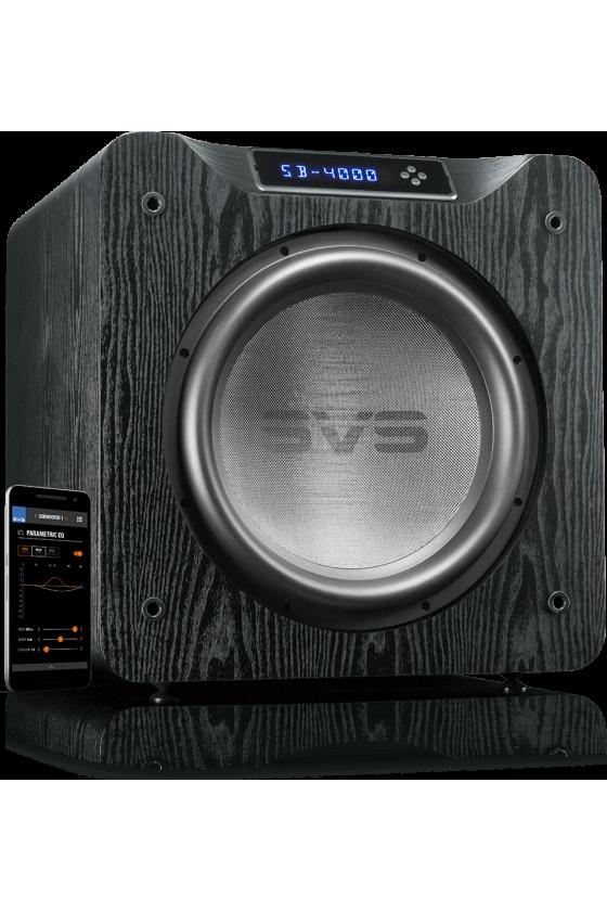 SVS SB-4000 Black Ash