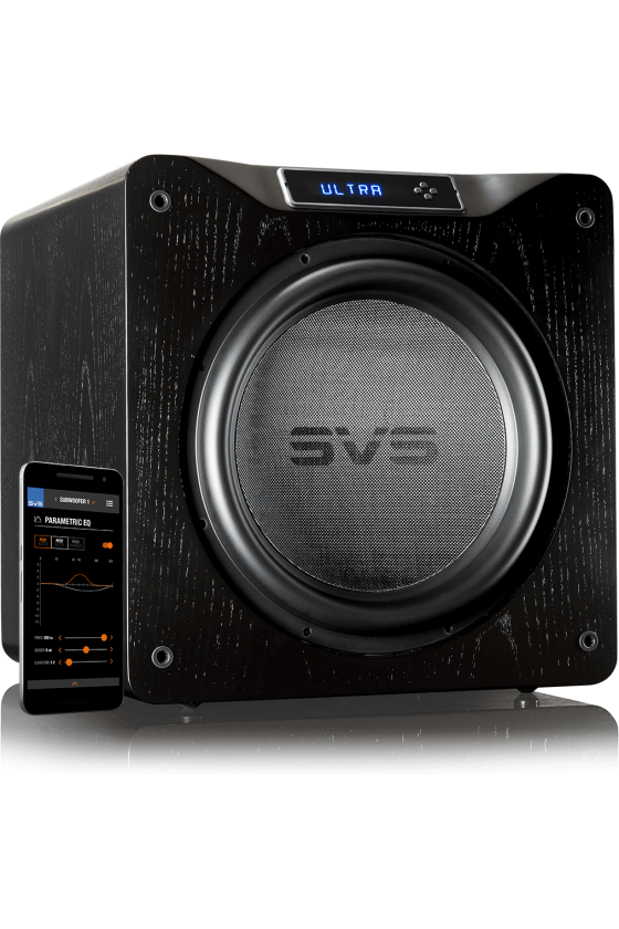SVS SB-16 Ultra Black Oak