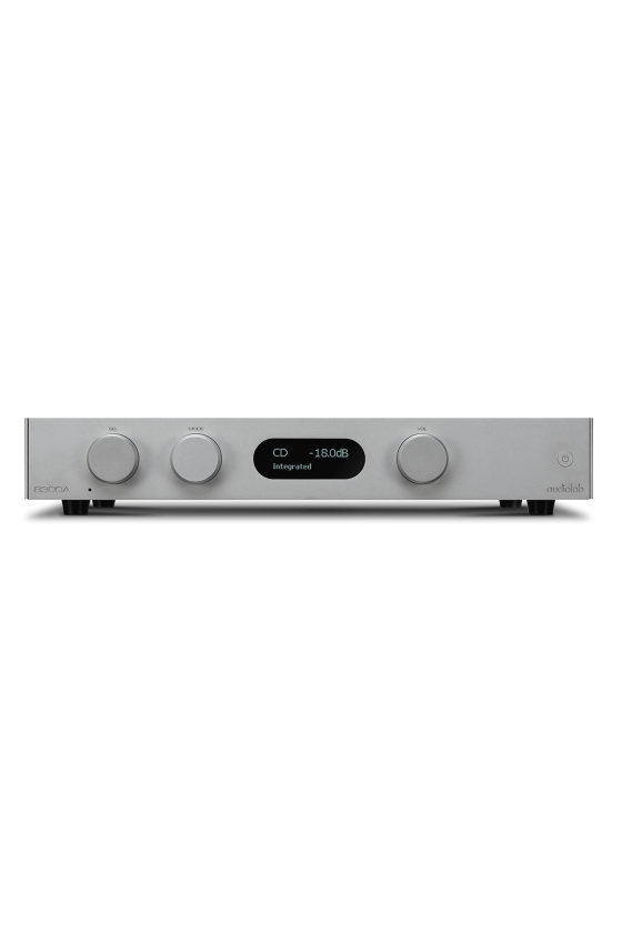 Audiolab 8300A SILVER