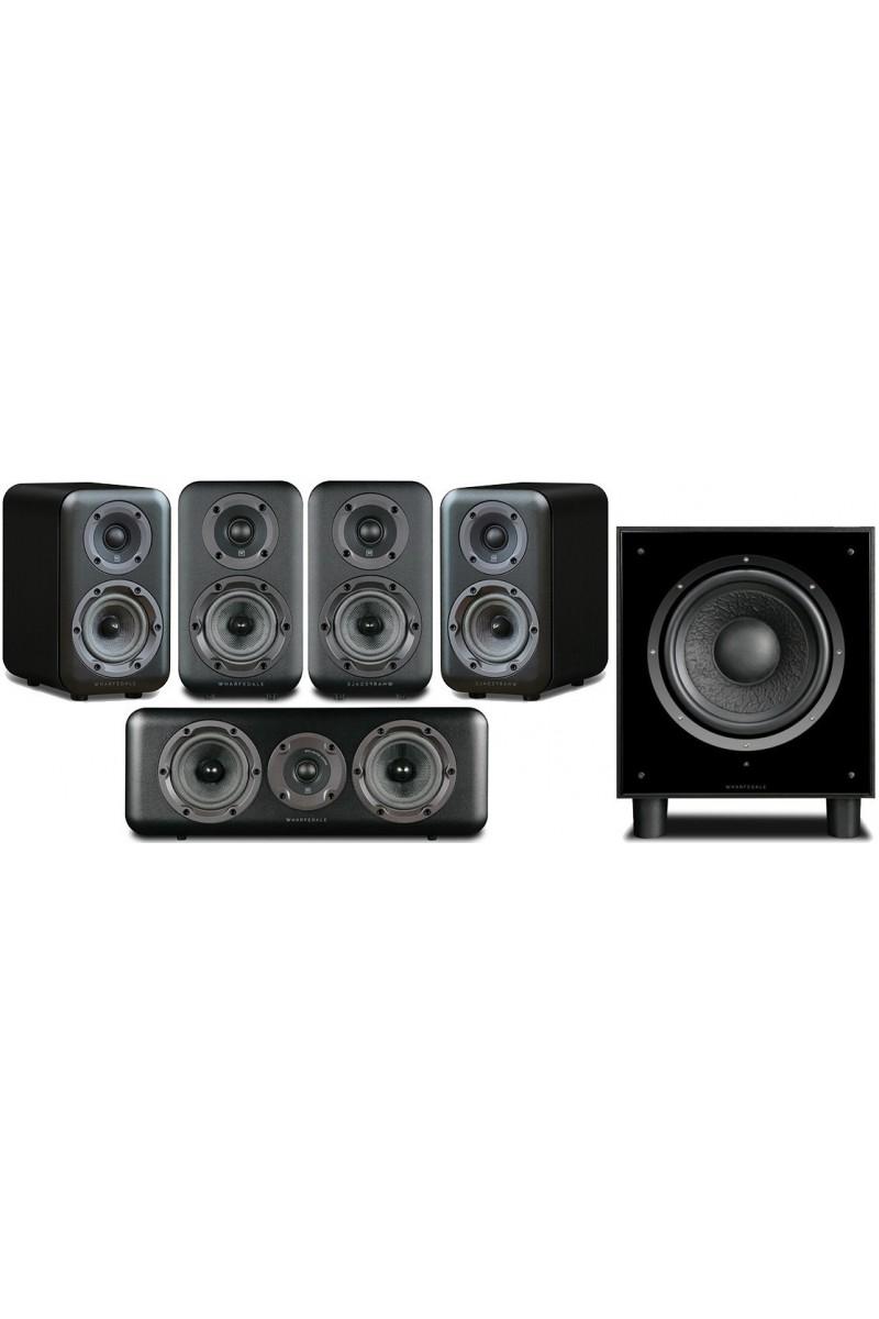 Wharfedale - D310 + D320 + D300C + SW10