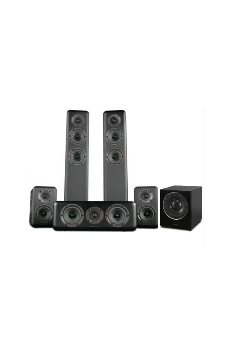 Wharfedale - D310 + D330 + D300C + SW10