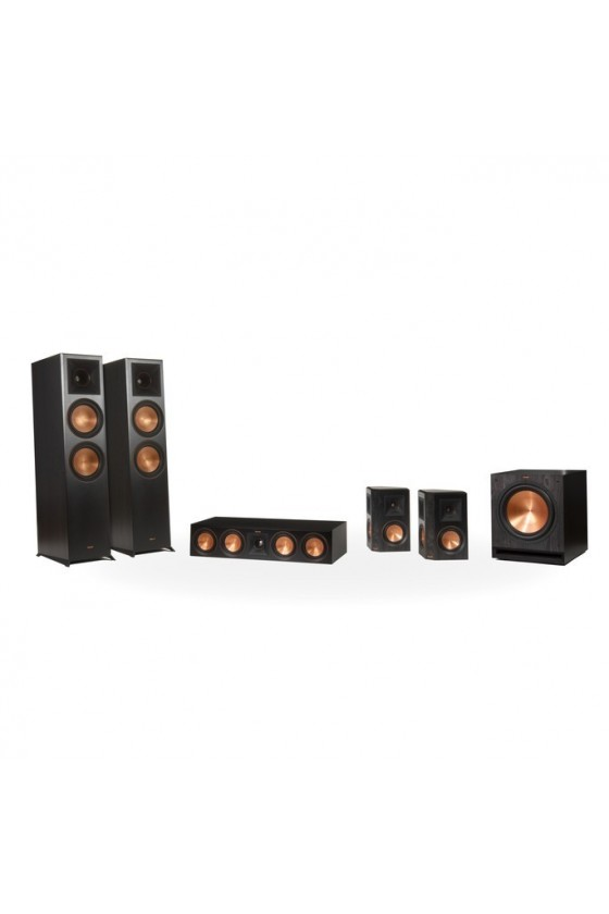 RP-8000F 5.1 HOME THEATER PACK
