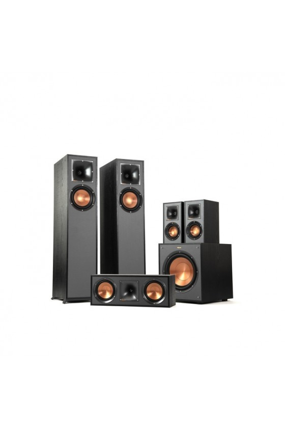 Klipsch R-610F 5.1 HOME THEATER PACK