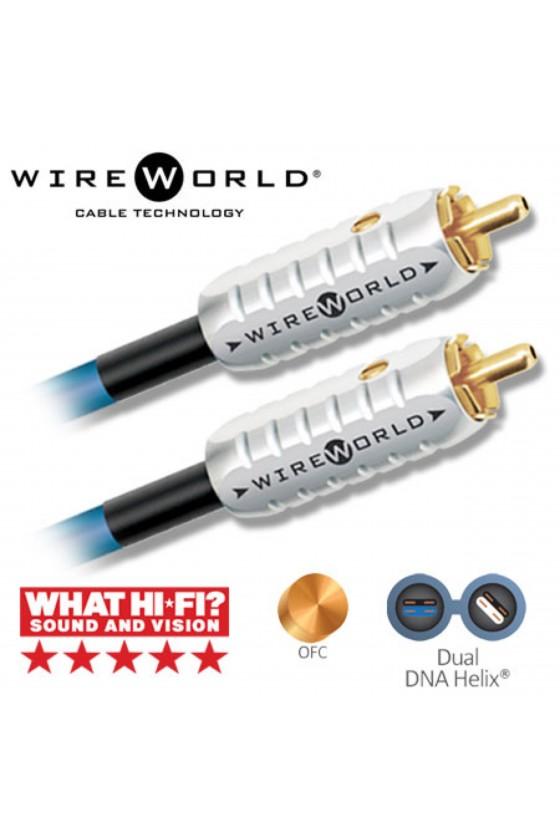 WireWorld Cabo RCA - RCA LUNA™ 8 (par)