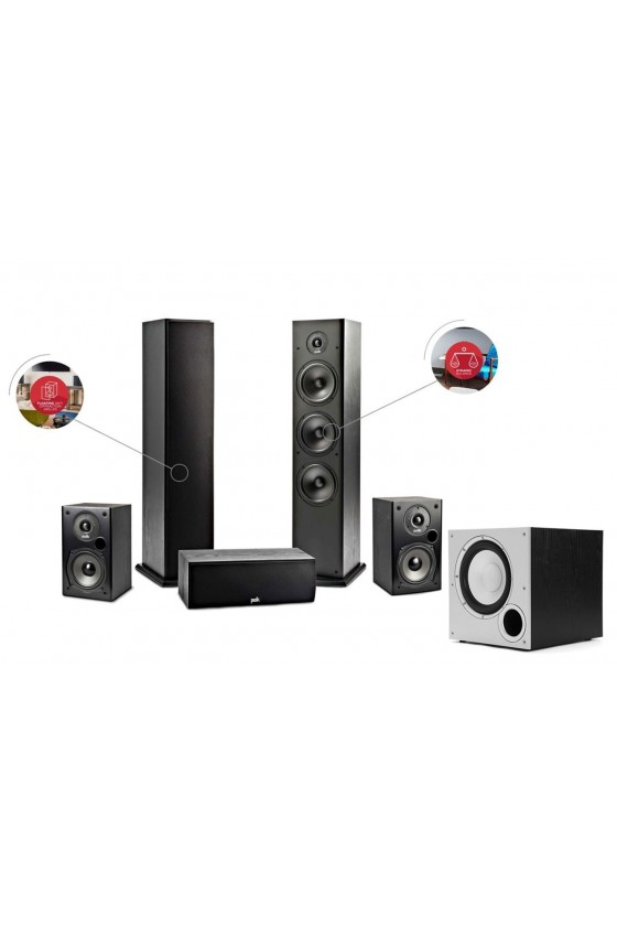 Polk T Home Cinema 5.1